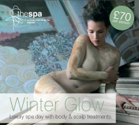 Winter Glow - Luxury Spa Day With Body & Scalp Treatments - £70pp*
