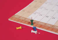 Wall Planners - great for promoting your business.