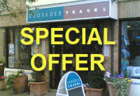 FREE Nights at Hall and Woodhouse Inns from Crusader Travel with a Richmond Card