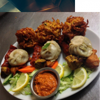 Lunchtime Platter at The Gurkha - Only £7.95 p/p