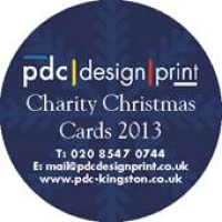 2013 Personalised CHARITY Christmas Cards