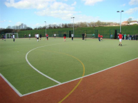 One hour FREE sports session in ACLC's Sports Hall or Astro Turf Pitch