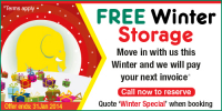 Free Winter Storage !!