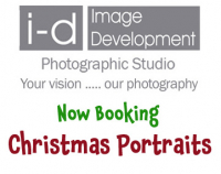 Now Booking Christmas Portraits - £45 including one enlargement..