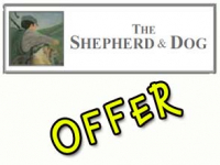 2 meals for £11.50 at The Shepherd & Dog, Crays Hill