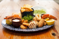 Fish Platter - from £12.50 per person*