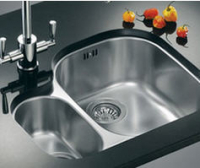 Free Stainless Sink and Tap Pack.