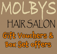 Christmas Vouchers & Box Set Offers at Molby's