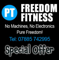 Save £340 on 28 days of personal fitness training