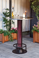 FREE PATIO TABLE HEATER WORTH OVER £300