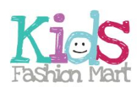 25% off all items when you shop online at Kids Fashion Mart