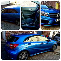 Mercedes A-Class from £175 per month