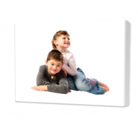 "Family Studio Portrait Session with a 20x16"" Canvas AND a extra 10x8"" print for £60!"