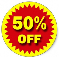 50% off finders fee