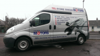10% off Vehicle Graphics from Icon Signs