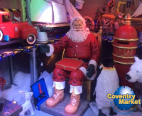 FREE Christmas Grotto & Santa's Workshop