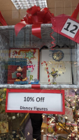 10% Off Disney Figures!