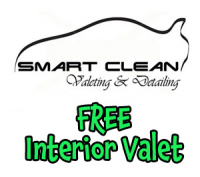 FREE INTERIOR VALET WITH WINTER PROTECTION