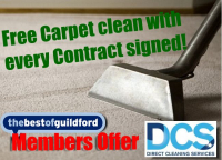 Bestofguildford members Offer - Free carpet clean with every contract!