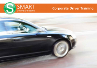 Great Value Corporate Driver Training