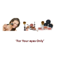 'For Your Eyes Only' - Only £20*