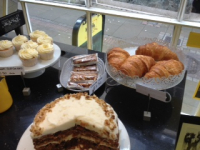 Tuesday Treat: Free Slice of Cake with Lunch