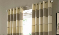 20% off curtains & upholstery