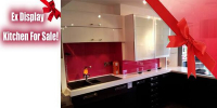 Ex-display discounted kitchens for sale!