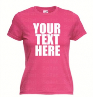 FREE Printed T-Shirt for your Hen Night