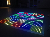 HALF PRICE HIRE OF GUERNSEY'S FIRST LED DANCE FLOOR WITH Q-SKY