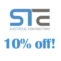10% Off Any Electrical Work Booked In March