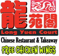FREE CHICKEN WINGS.....MON, WED & THURSDAY