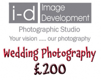 i-d Image Development - Wedding photography £200