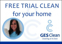 FREE TRIAL CLEAN for your home from GES Clean in Epsom