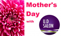 Hair & Nails Mothers Day £20 Offer