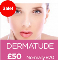 Dermatude Facial only £50 (normally £70)