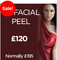 LA Facial Peel £120 (normally £190)