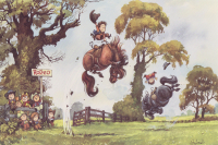 Free return visit to Thelwell Country exhibition