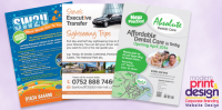 5000 Full Colour Leaflets for £147!