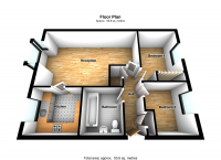 Free 2D and 3D floor plans!