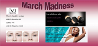 March Madness - Offers from Serene Retreat