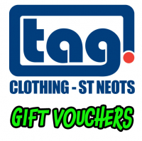 TAG CLOTHING  - GIFT VOUCHERS