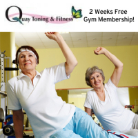 2 Weeks Free Gym Membership!