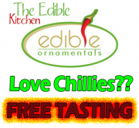FREE TASTING - CHILLES, CHUTNEYS & SAUCES