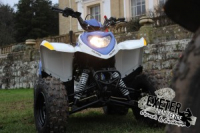 Quad Bike Safari & 3 course Xmas Meal - £49pp