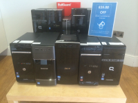 £25 off all ready to go desktop PCs