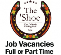 Job opportunities at The Horseshoe Inn Offord..