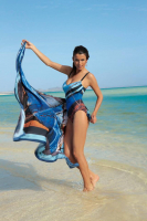 FREE SARONG WITH ALL SWIMWEAR (swimsuit,  bikini or tankini) AT BODY & SOLE
