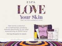 ESPA Skin Care -  'LOVE' Offer