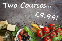 2 Courses for £9.99!